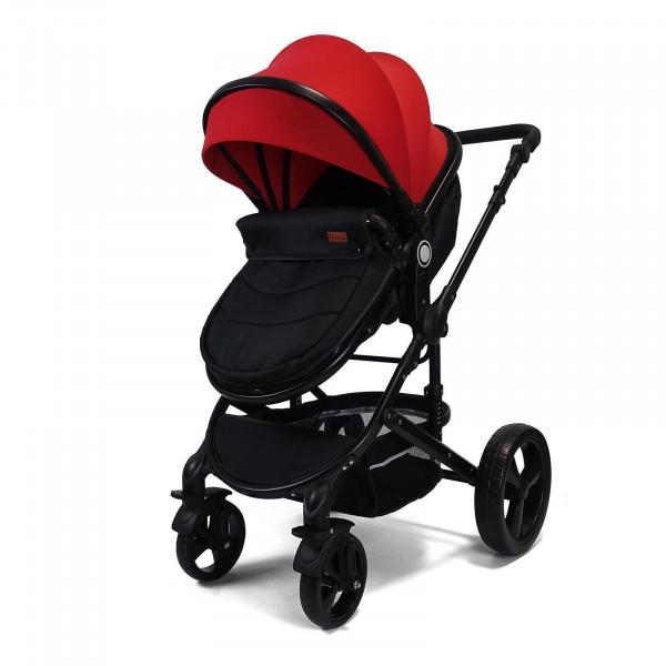 Pixini Kinderwagen Kalani 2in1 Rot