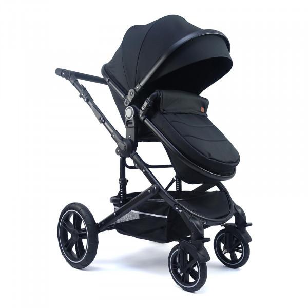 Pixini Kinderwagen Kalani V2 2in1 Oxford black