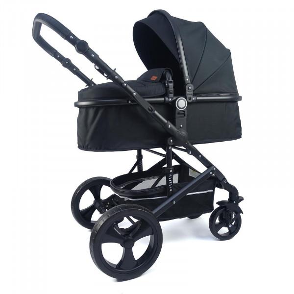 Pixini Kinderwagen Kalani 2in1 Oxford black